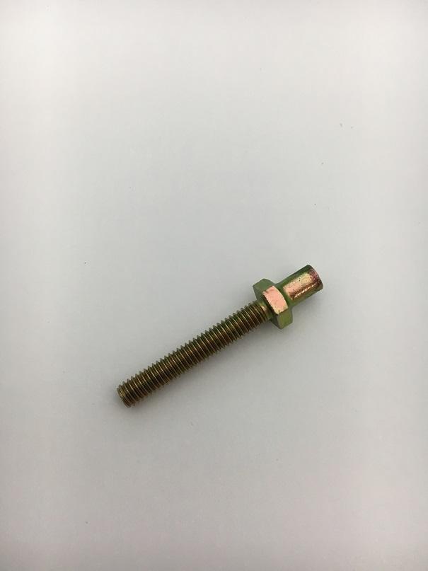 端子ボルト ボルトの頭部に端子部品をロウ付け