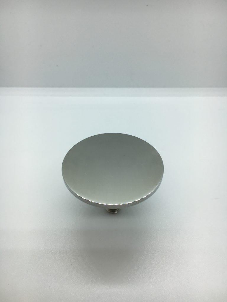 頭部鏡面磨きボルト
