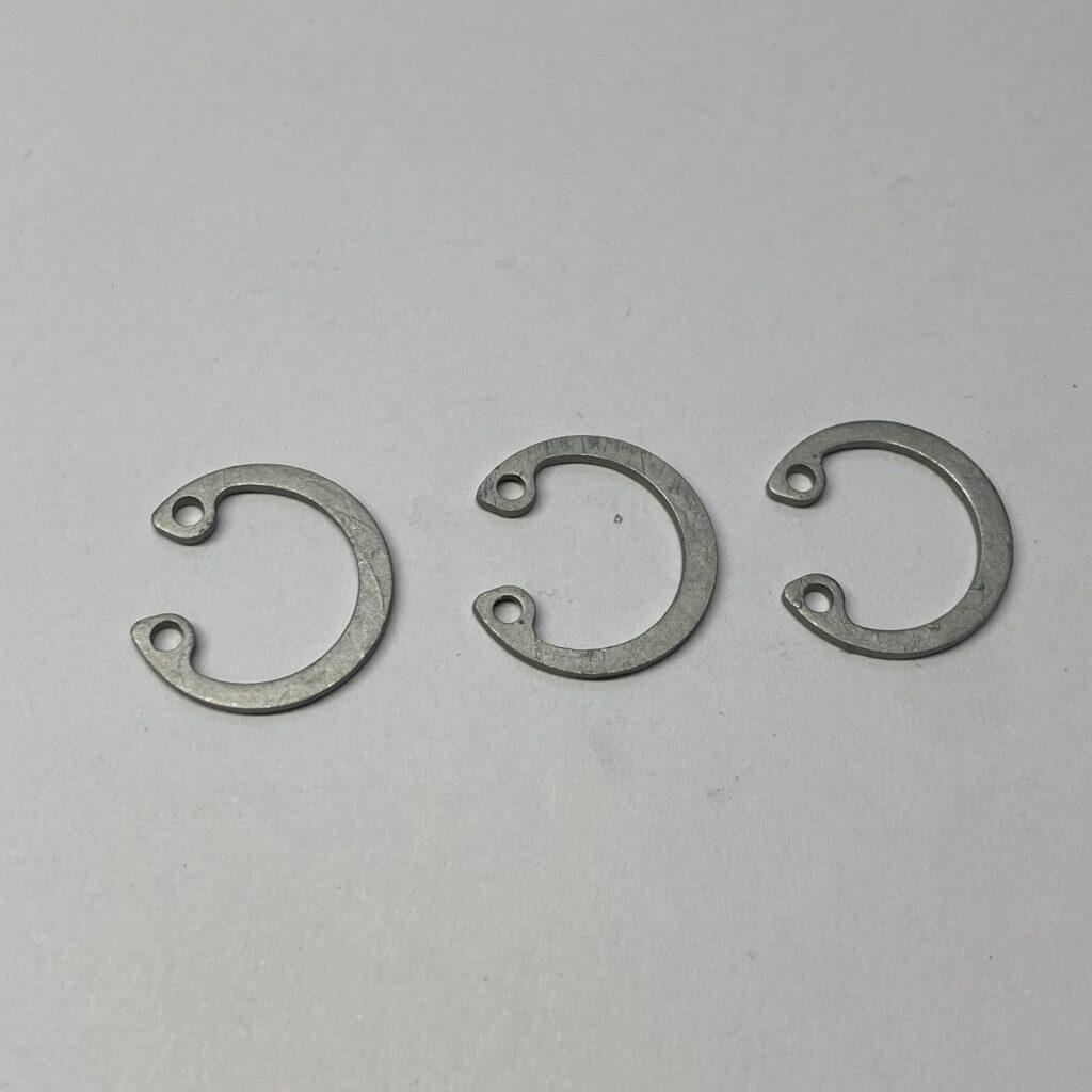 ラフレ処理C型止め輪